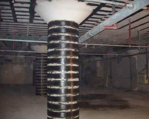營口碳纖維加固施工