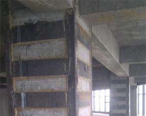 營口粘鋼加固施工